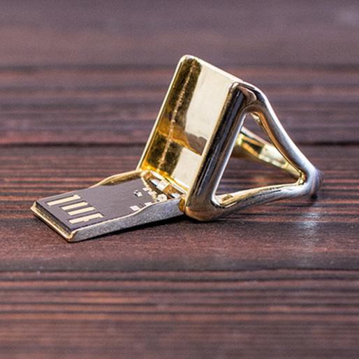 Kickstarter Turns USB Drive into Wearable Piece of Jewelry