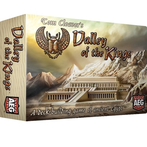 <em>Valley of the Kings</em> Boardgame Review