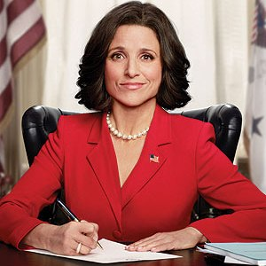 Julia Louis-Dreyfus Tries to Pawn Emmy to Bryan Cranston, Aaron Paul