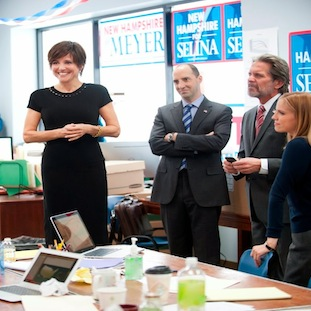 "<em>Veep</em>: ""Crate""/""New Hampshire"""