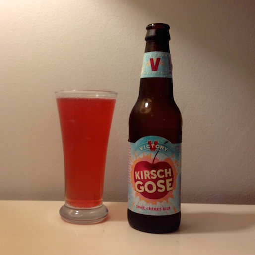 Victory Kirsch Gose Review