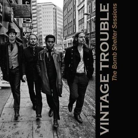 Watch Vintage Trouble on <i>Leno</i>