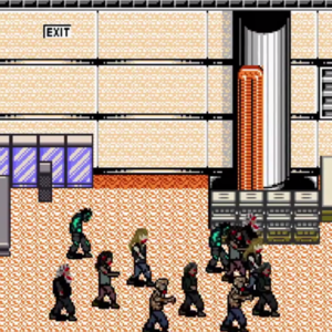 Watch the First Two Seasons of <i>The Walking Dead</i> as an SNES Game