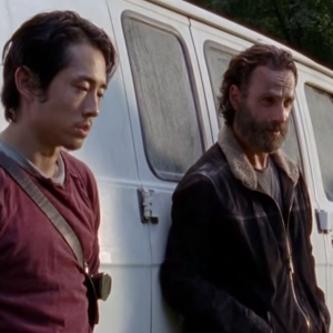 Watch the First Two Minutes of Sunday's <i>Walking Dead</i> Mid-Season Premiere