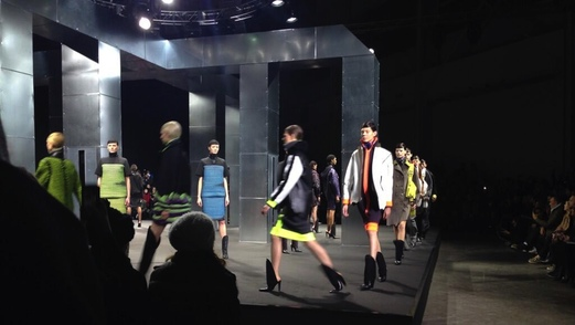 Runway Review: Alexander Wang Fall/Winter 2014