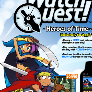 <i>Watch Quest</i> Is the First Apple Watch-Exclusive Game; We Debate the Title