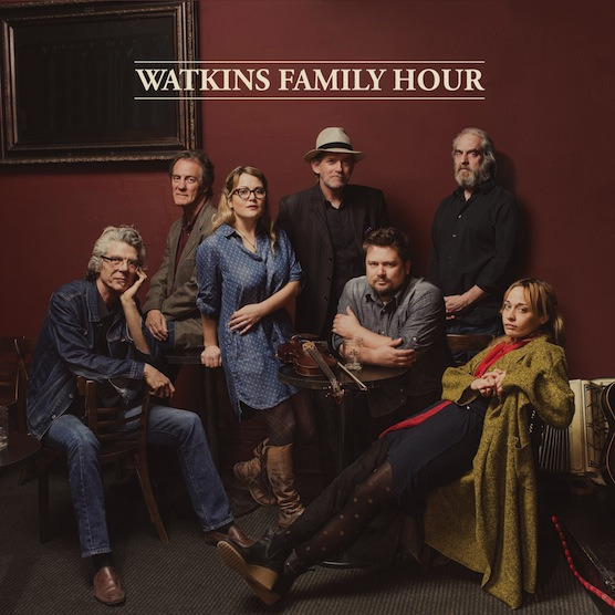"Video Premiere: Watkins Family Hour - ""Steal Your Heart Away"""
