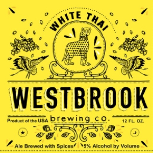 Westbrook White Thai Witbier Review