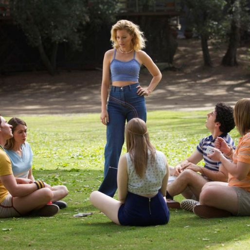"<i>Wet Hot American Summer: First Day of Camp</i> Review: ""Lunch"" (1.02)"