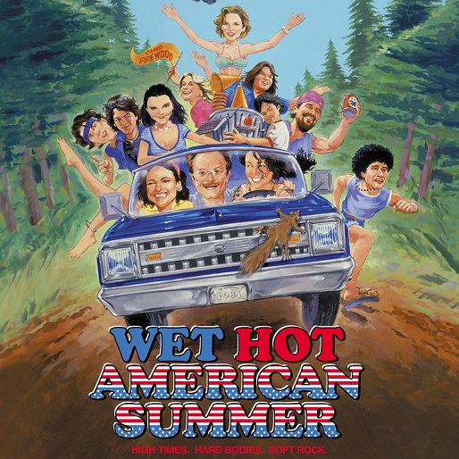 New <i>Wet Hot American Summer</i> Trailer Introduces the Counselors