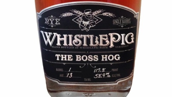 WhistlePig Boss Hog Review
