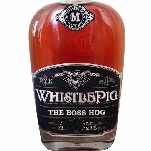 WhistlePig Boss Hog Review