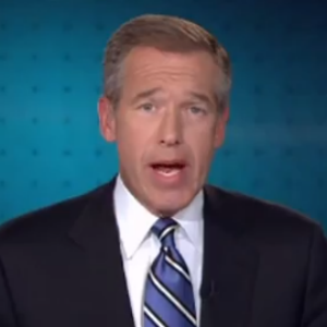 "NBC's Brian Williams and Lester Holt Cover ""Rapper's Delight,"" Flow On Point"
