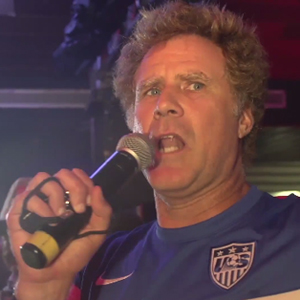 Will Ferrell Crashes World Cup Party, Offers to Join Team USA