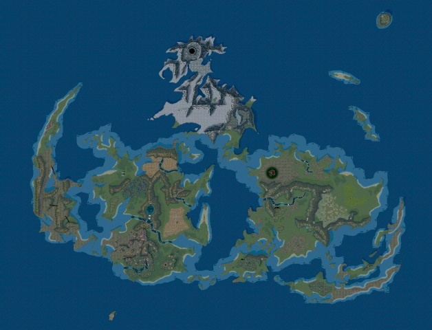 The Best and Worst JRPG World Maps - Paste