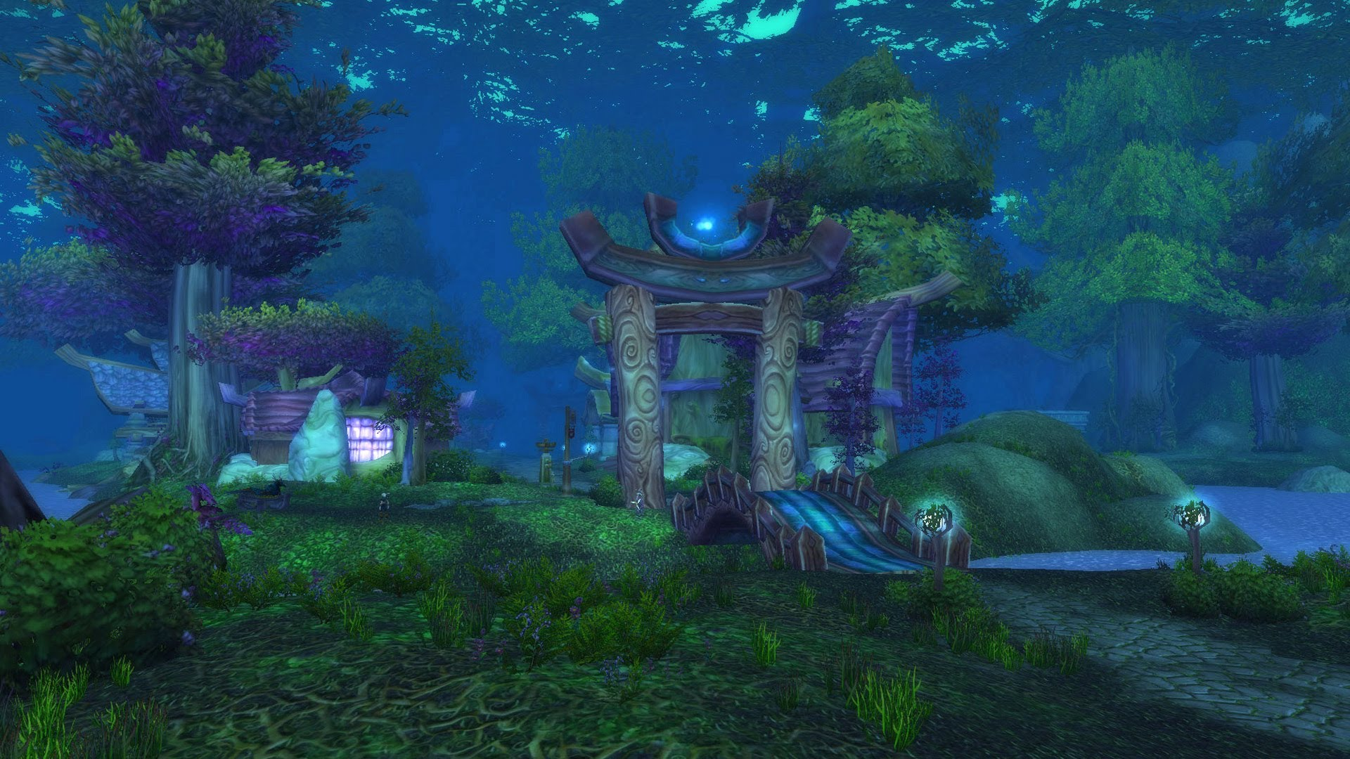 Jungle Wallpaper World Of Warcraft: The 10 Most Interesting World Of Warcraft Zones :: Games