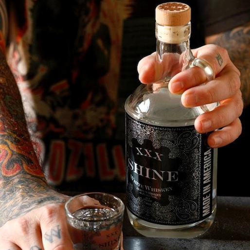 XXX Shine Corn Whiskey Review