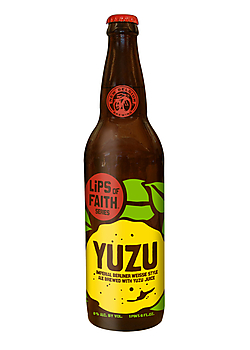 New Belgium Yuzu Imperial Berliner Weisse Review