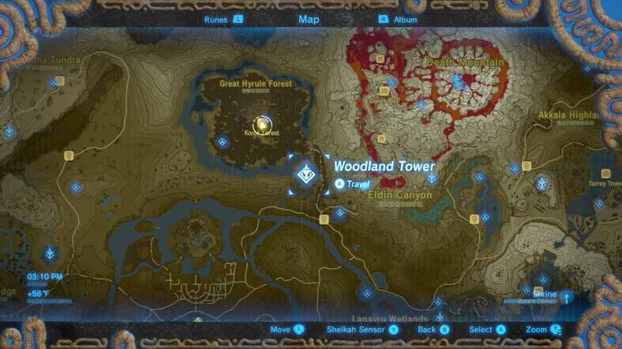 How To Find The Master Sword In Breath Of The Wild Paste