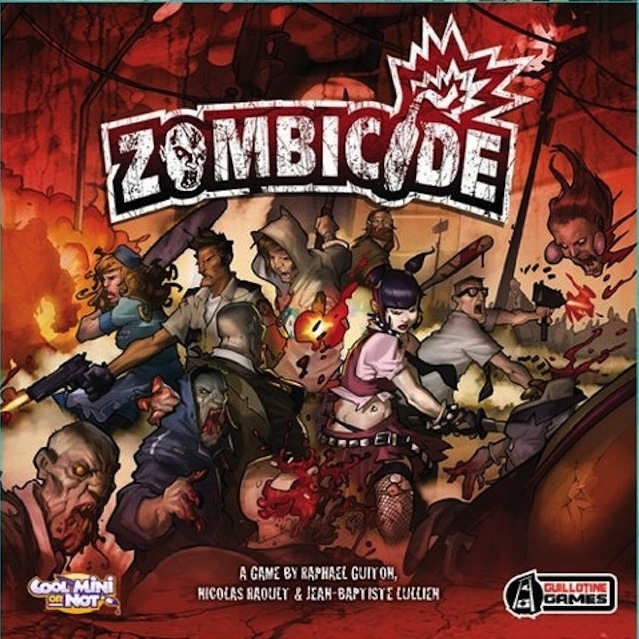 Zombicide and All Things Zombie