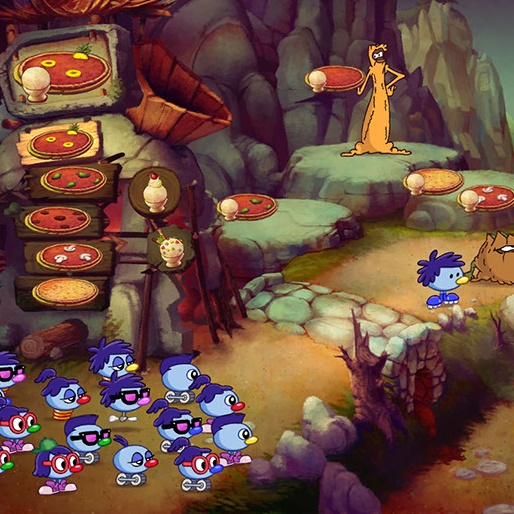 <i>Zoombinis</i> Mobile Game Review: Nostalgia Blues
