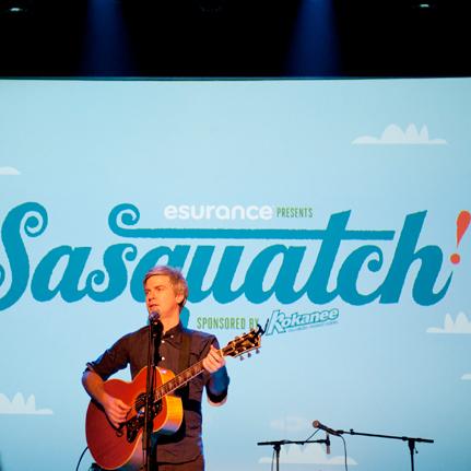Sasquatch Launch Party Photos - Seattle, Wash.