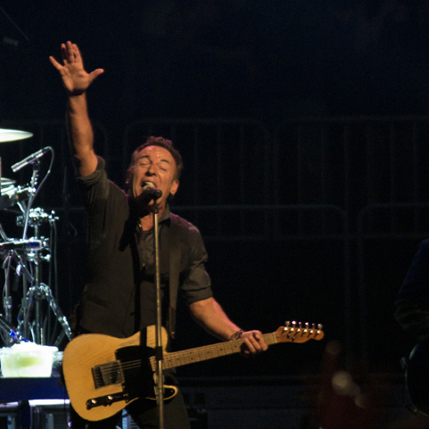 Bruce Springsteen Photos and Review - Atlanta, Ga.
