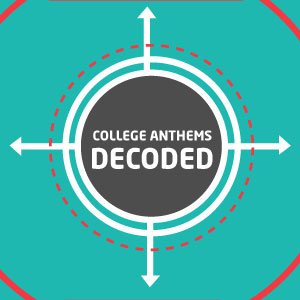 Infographic: College Anthems Decoded