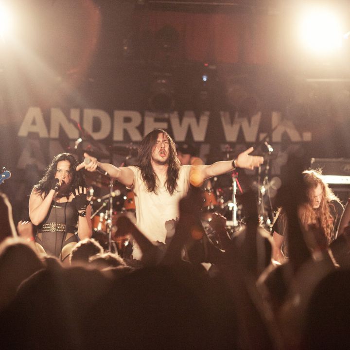 Andrew W.K. Photos - Atlanta, Ga.