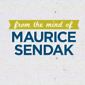 Infographic: From the Mind of Maurice Sendak