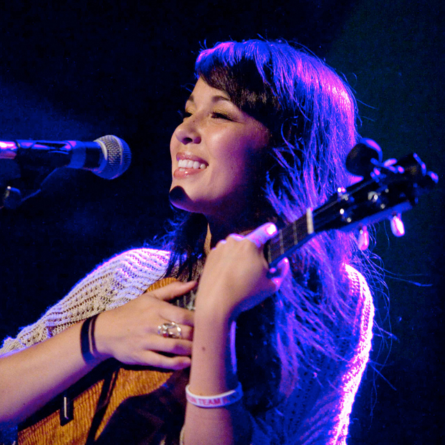 Kina Grannis Photos - Seattle, Wash.