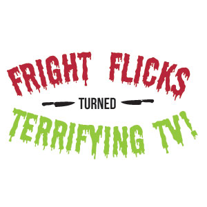 Infographic: Horror Flicks Turned Terrifying TV