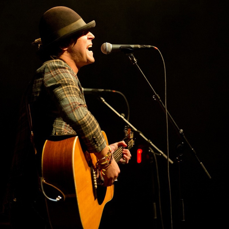 Langhorne Slim Photos - Philadelphia, Pa.