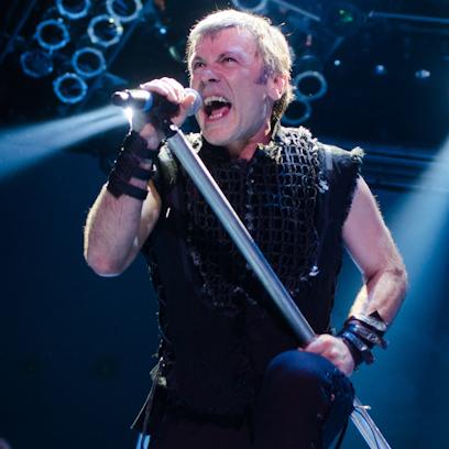 Iron Maiden Photos - Atlanta, Ga.