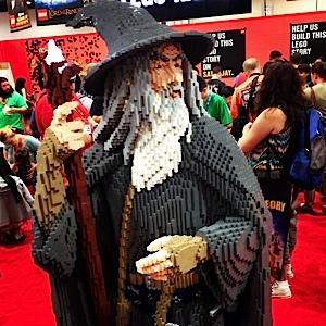 Comic-Con 2012 Day 1 Photos and Recap