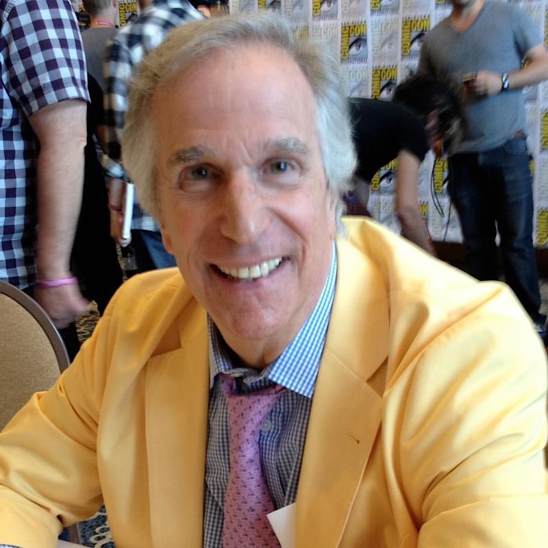 Comic-Con 2012 Day 2