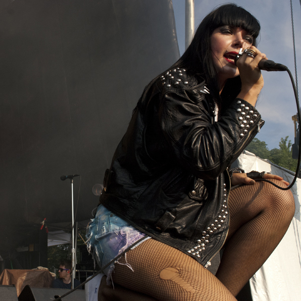 Pitchfork Music Festival 2012 - Day Two Recap