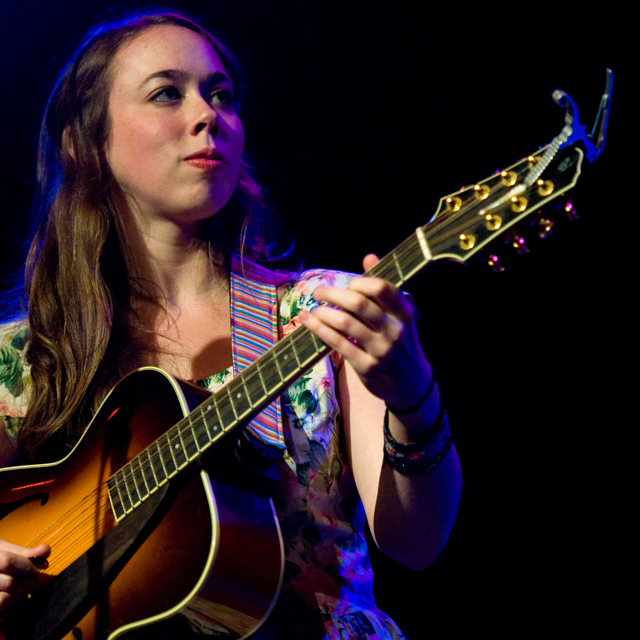 Sarah Jarosz Photos - Seattle, Wash.