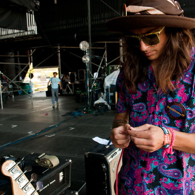 A Day In The Life Of The Growlers
