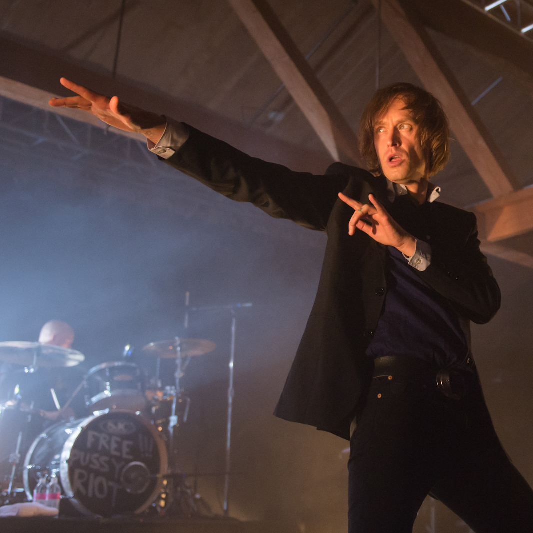 Refused, Sleigh Bells Photos - Seattle, Wash.