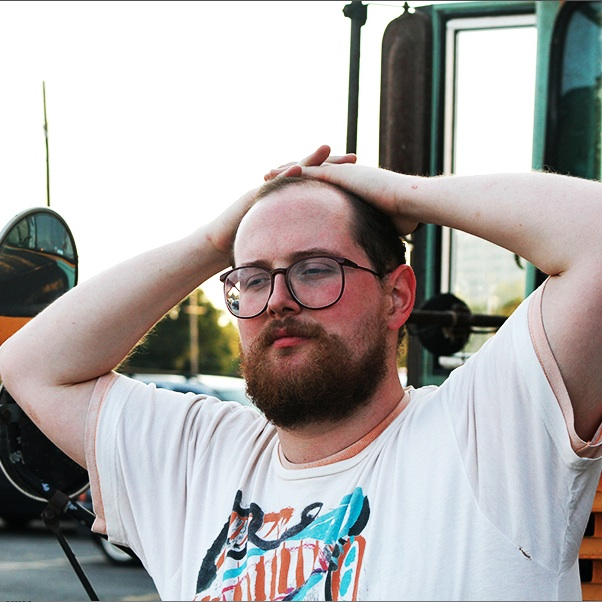 A Day in the Life of Dan Deacon