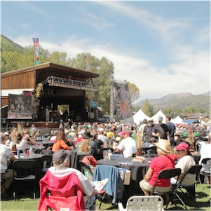 2012 Telluride Blues &amp; Brews Festival Photos