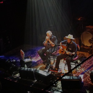 Photos + Review: Ben Harper and Charlie Musselwhite - New York, N.Y.