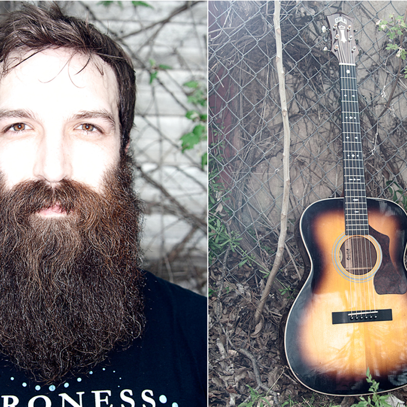 52 Pickups: Portraits of Guitarists and their Guitars at SXSW 2012