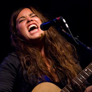 Photos: Rachael Yamagata - Seattle, Wash.