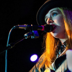 Photos: ZZ Ward - Seattle, Wash.