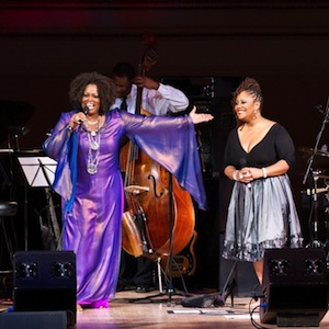 Photos: Dianne Reeves &amp; Friends - New York, N.Y.