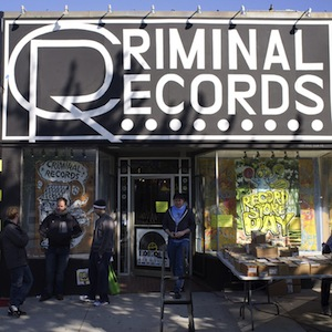 Photos: Record Store Day - Criminal Records in Atlanta, Ga.