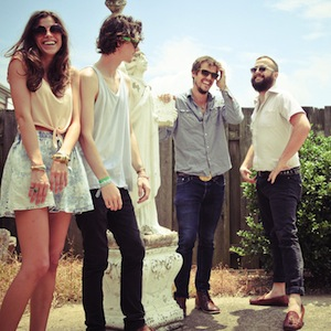 A Day in the Life: Houndmouth