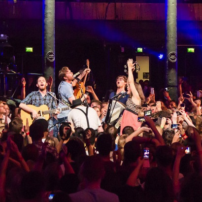 Photos + Recap: iTunes Festival - London, England